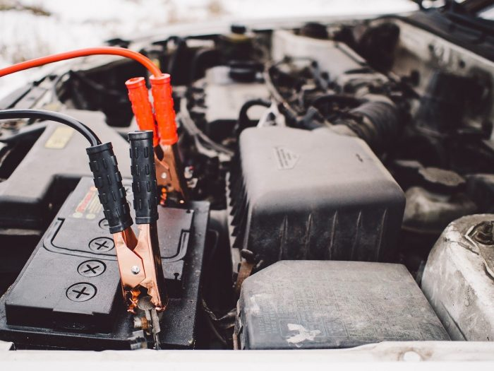 Batterie de voiture de qualité