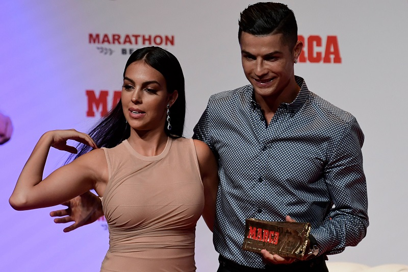 Qui est la femme de Cristiano Ronaldo