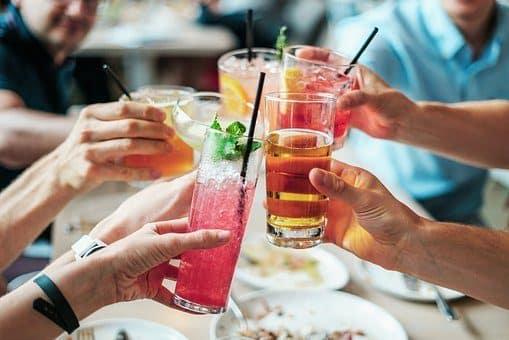 Boissons, Alcool, Cocktails, Alcoolique